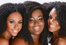 Team Natural / A tribute to all my sistas who kicked the habit of creamy crack. / by Rachel West
