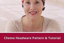 chemo headwear patterns