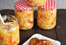 Jídlo - zavařeniny marmelády