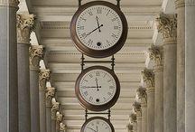 Time... / Clocks