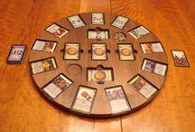 Dominos table ideas