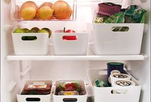 Fridge/food storage