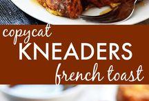 Waffles/Pancakes/French Toast