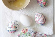 Pascua / Easter / Spring / Ideas para Pascua, DIY, recetas de cocina...