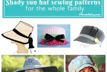 Sömnad hattar