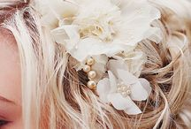 Wedding inspiration: Wedding hair and accessories