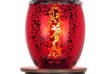 lamp and ceramica
