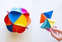 DIY // Papier