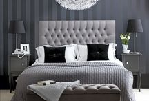 Bed and bedroom ideas