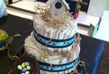 Cake - bird