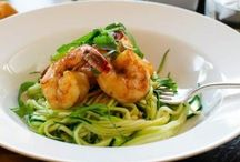 Seafood recipes / Low carb high protein baritric friendly  / by Gabriela Rodriguez
