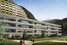 Your Private Alpine Paradise / InterContinental Davos Resort & Spa, Switzerland