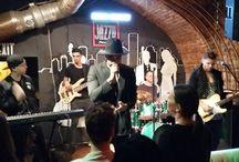 Kállay Saunders Band live