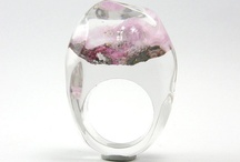 cave - 3D printed pendant