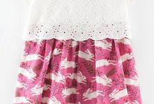 Девичьи платья