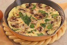Recipes / Omelette
