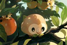 Pokemon starters wallpaper iphone