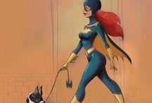 superheroes / by Howard Jones