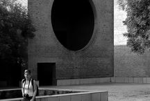 Architect Louis Kahn