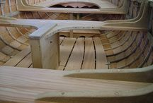Wooden Boat Building Process