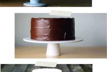 CAKES : CUPCAKES / by Sarah Richardson