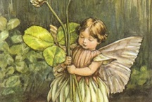 Cicely Mary Barker / by Julia Lundman