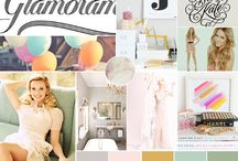 Amanda Genther Design Work / No time to update my portfolio so here's a collection of my client work for you to peruse :)