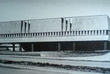 Architecture - modernism/brutalism