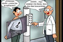 Radiografias con humor / Radiografias con humor, curiosidades, pero tambien algunas muy serias