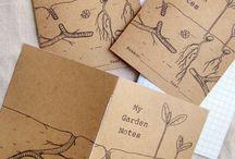 DIY: garden + plants
