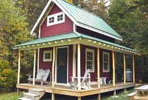 Cottages, Cabins and Tiny Homes / by Mish Wish