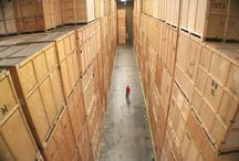 Storage London / Our storage warehouse in NW10