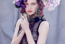 MM loves flower crowns. / Floral.Fantasy. / by Mimi-Myrtle +Co.