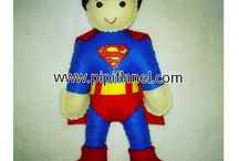 Pipi Flanel's Cartoon Felt
