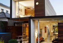 Casa Container - Ideias