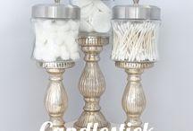 DIY Glasswares