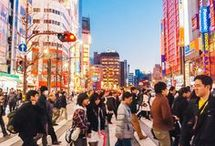 // JAPAN / Slowly getting interested in Japan travel...