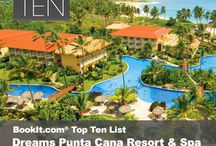 Top Ten Award Winning All-Inclusive Resorts / BookIt.com® is celebrating our 10 Year Anniversary. As part of the fun, we`ve created the Top Ten Award Winning All-Inclusive Resorts List. Don`t just go all-inclusive; book your all-inclusive vacation today to one of these remarkable award winning resorts!  / by BookIt.com®
