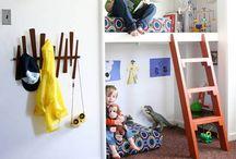 Kid Rooms / by Jennifer-bj Goodwin