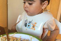Ät mat barn