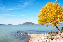 Balaton Lake - Beautiful landscape pictures about the hungarian ocean coastal inspired