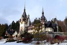 Castles/Manors/Mansions / by Kara Kent