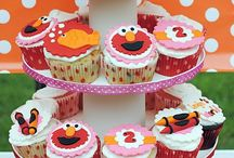 Elmo Party for Bode! / by Molly Brown Richard