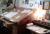 Art studio/bedroom