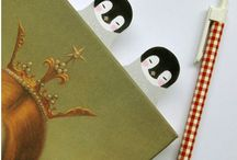 Stationary, Paper and Printables  / by Elle Reid