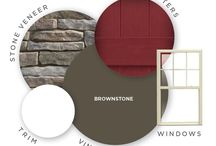 Siding Colors We Love / Looking for a new siding color for your home? We have just what you need. Browse Ply Gem's siding color palettes below.