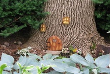 Fairy Gardens and lil bits / by Just a Girl