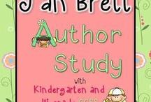 Author Study: Jan Brett