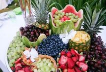 fruit platters and ideas