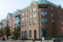ASHBURY SQUARE CONDOS / DOWNTOWN OAKVILLE - 185 Robinson Street, Oakville, Ontario, Canada $300K - $700K